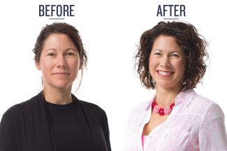 Carol Tuttle gives a single mom a Type 1 makeover